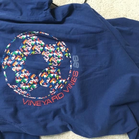 Vineyard Vines Tops - olympics 98 shirt